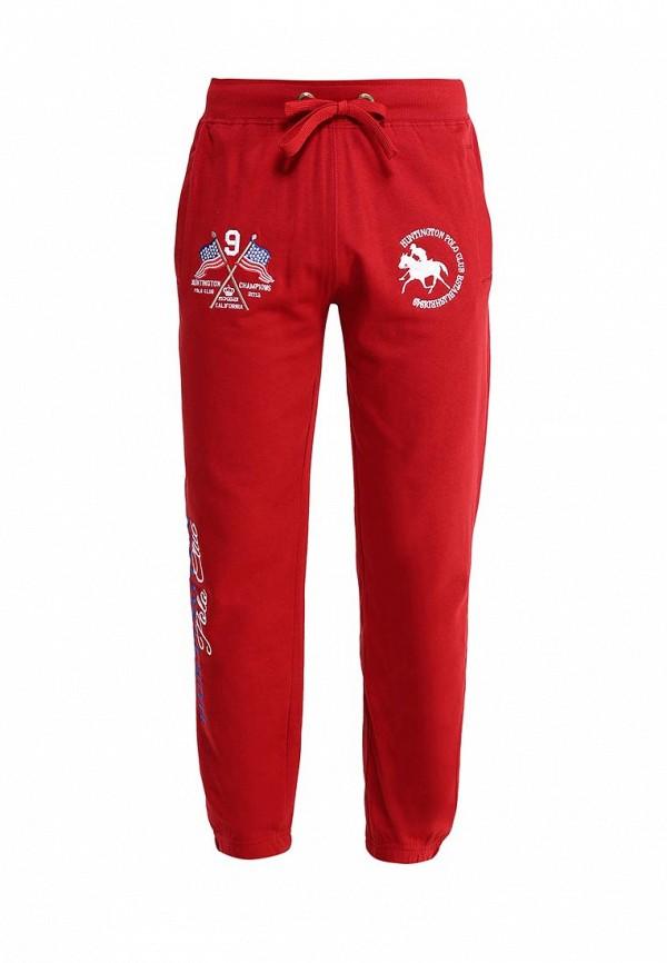 Мужские спортивные брюки Huntington Polo Club TRUXTON_705006_CHILIPEPPER