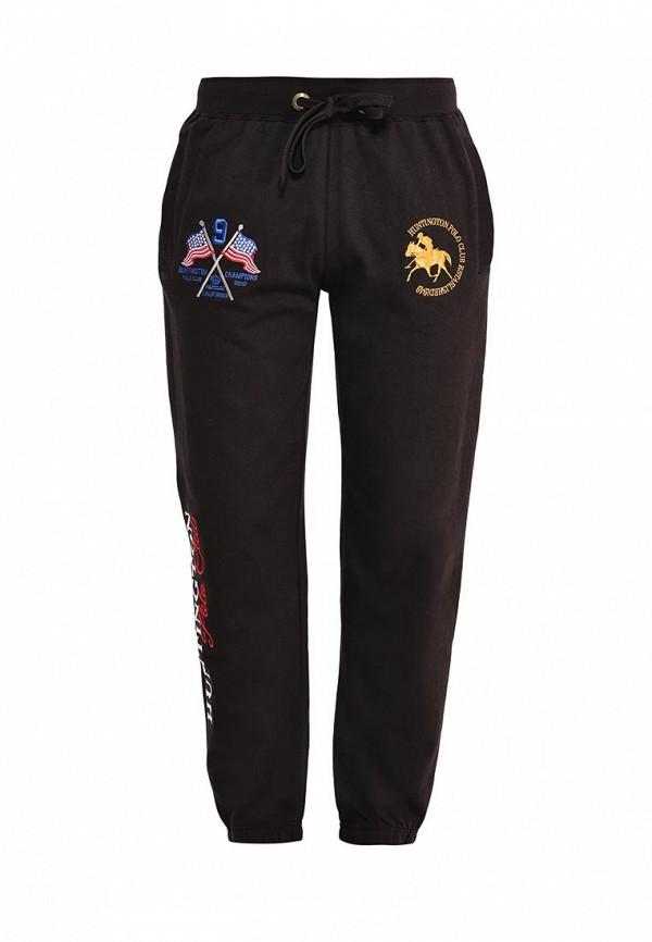 Мужские спортивные брюки Huntington Polo Club TRUXTON_705006_JETBLACK