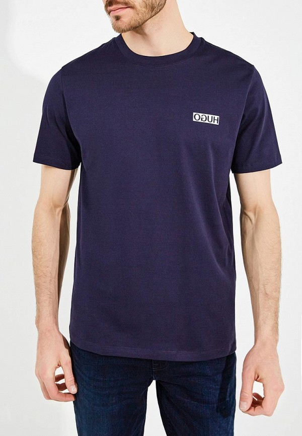 Футболка Hugo Hugo Boss Hugo Hugo Boss HU286EMAHYE2 футболка запорожец sharik grey