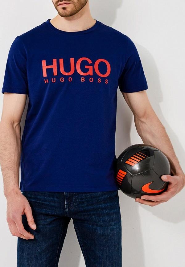 Фото Футболка Hugo Hugo Boss. Купить с доставкой