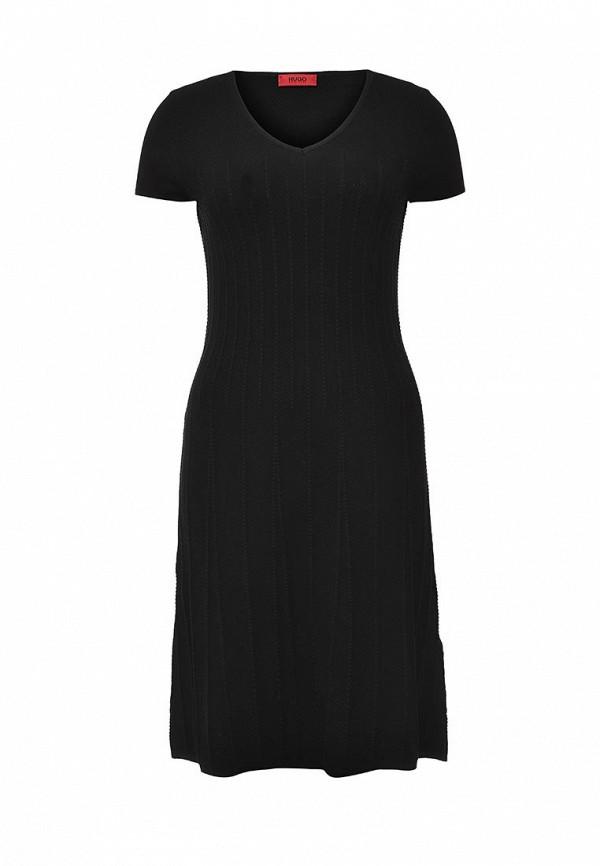 Вязаное платье Hugo 50318079
