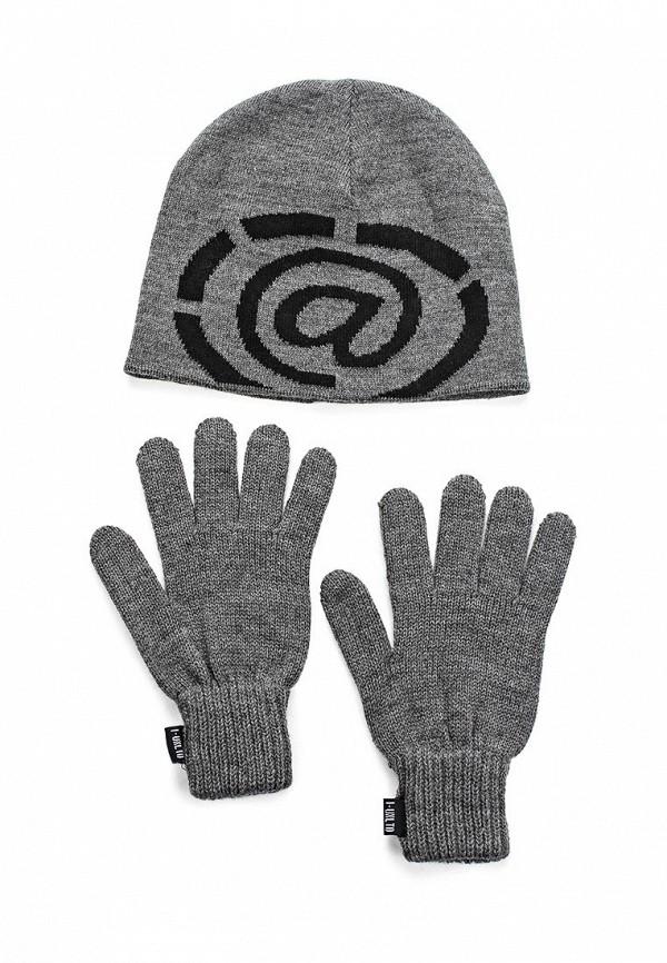 Комплект: шапка и перчатки IANA