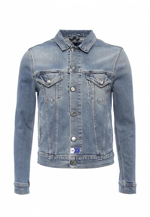Джинсовая куртка Ice Play O041P601