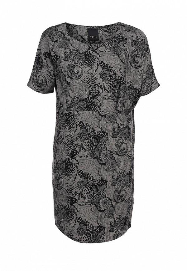 Платье-миди Ichi (Ичи) 101660