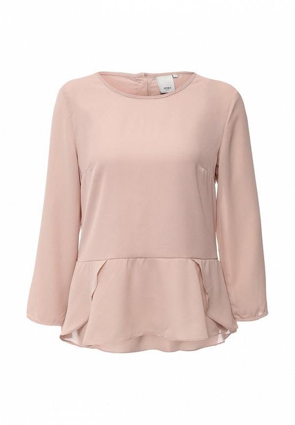 Купить женскую блузку Ichi розового цвета