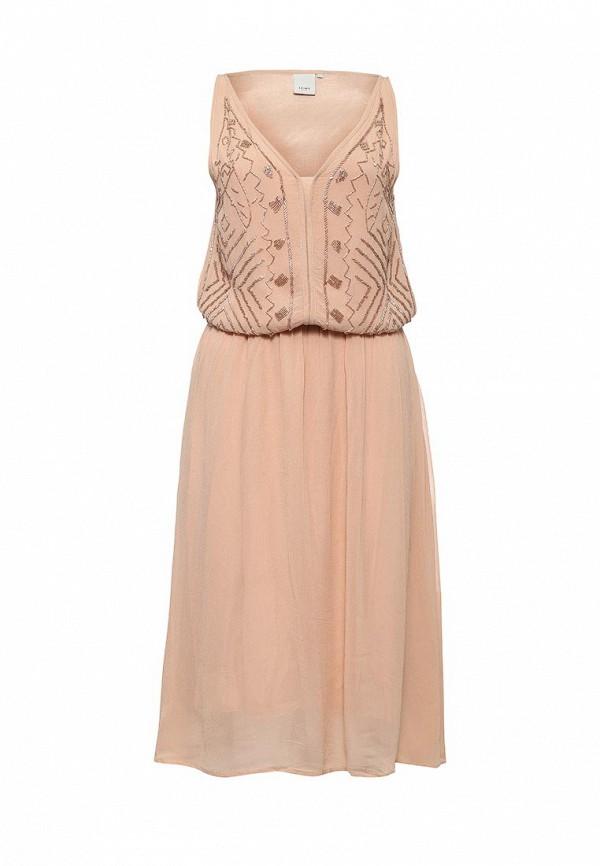 Платье-миди Ichi (Ичи) 20100964