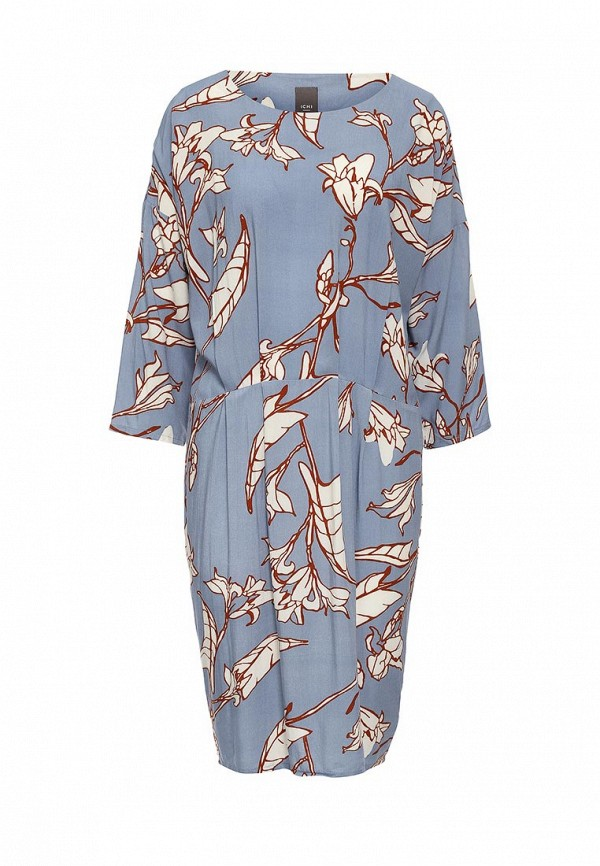 Платье-миди Ichi (Ичи) 20101851