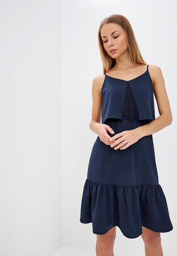 Платье Ichi Ichi IC314EWZQT25 платье ichi 103064 10111