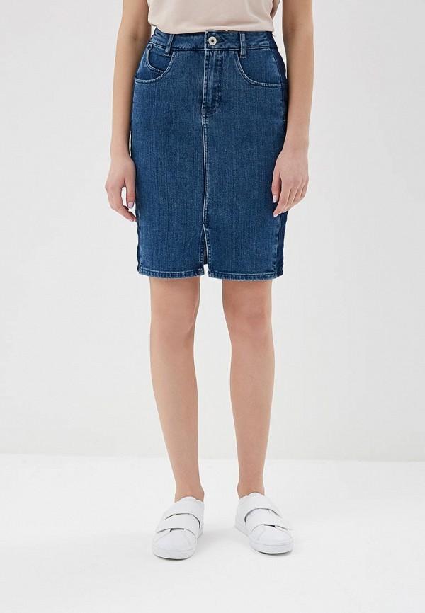 Юбка джинсовая Ichi Ichi IC314EWZQT82 юбки ichi юбка