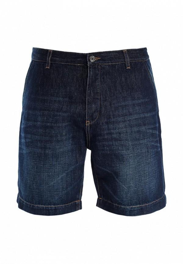 Мужские джинсовые шорты Iceberg (Айсберг) d102 6007 6001