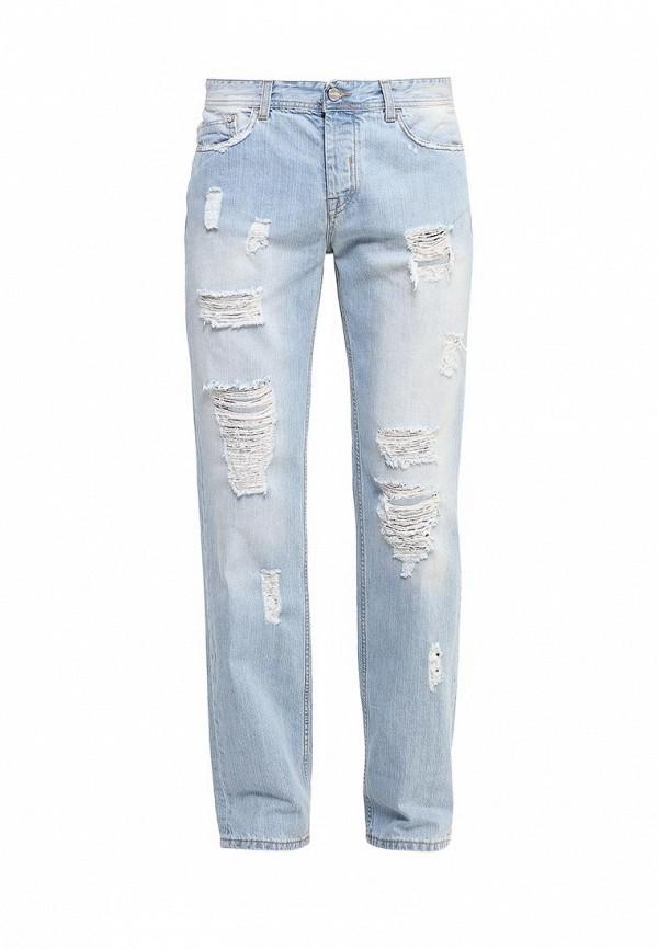 Мужские прямые джинсы Iceberg (Айсберг) 28046015