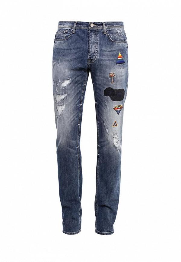 Мужские прямые джинсы Iceberg (Айсберг) 28076014