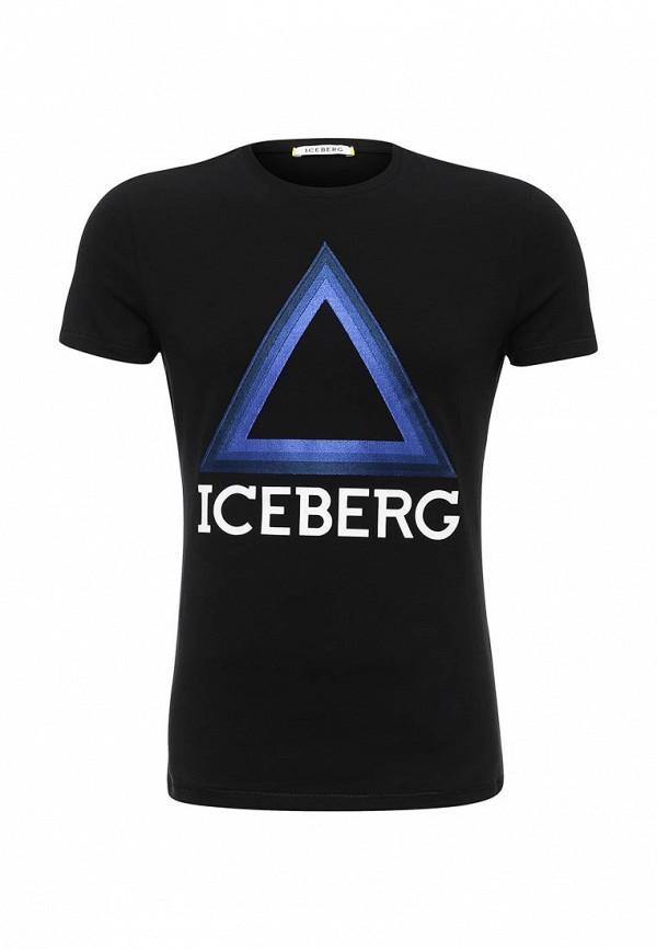 Футболка Iceberg Iceberg IC461EMTWQ36 футболка iceberg iceberg ic461emoyu58