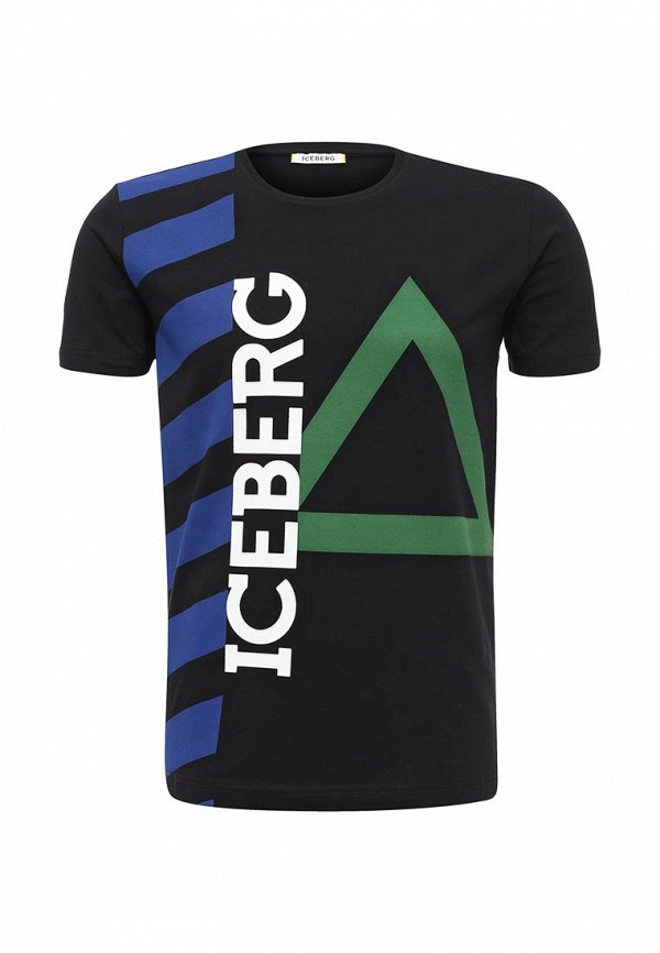 Футболка Iceberg Iceberg IC461EMTWQ44 футболка iceberg iceberg ic461emoyu58