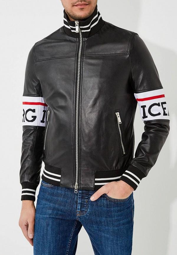 Куртка кожаная Iceberg Iceberg IC461EMZWQ13
