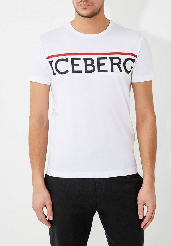 Футболка Iceberg Iceberg IC461EMZWW38 футболка iceberg iceberg ic461emoyu58