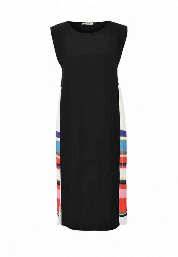 Платье-миди Iceberg (Айсберг) H0315021