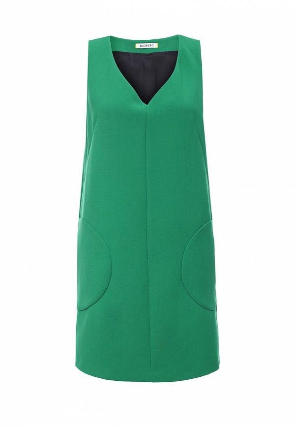 Платье-миди Iceberg (Айсберг) H0715030