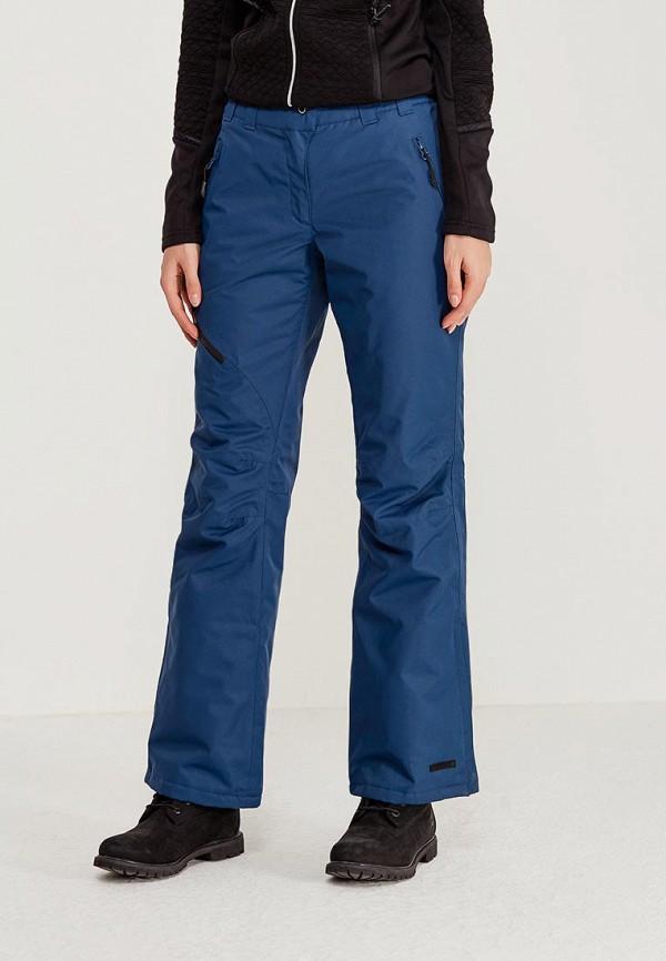Брюки горнолыжные Icepeak Icepeak IC647EWADWE3 брюки женские icepeak savita цвет темно синий 654020542iv размер 46 52
