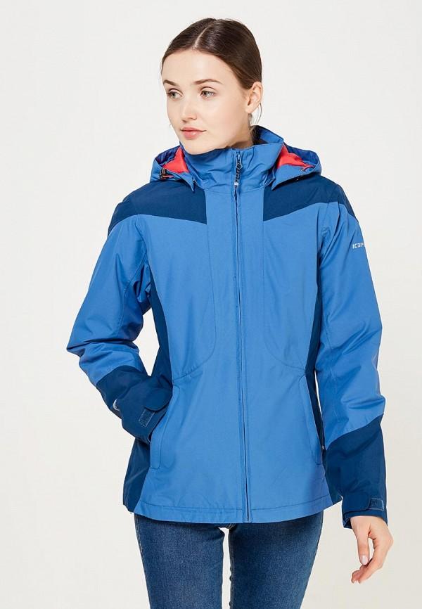Куртка утепленная Icepeak Icepeak IC647EWWRB96