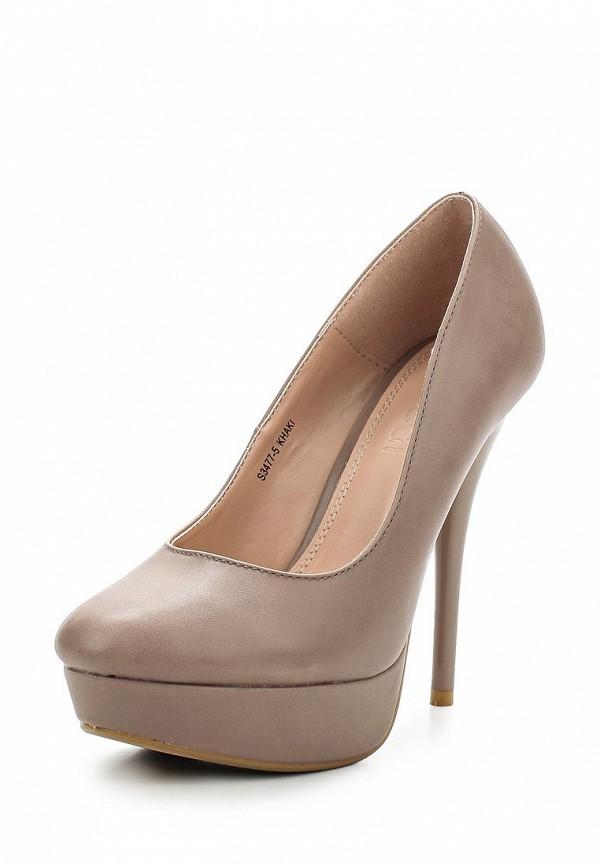 Туфли Ideal Shoes Ideal Shoes ID005AWDZI65 туфли 005 2015 dkny