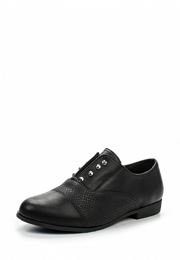 Туфли на плоской подошве Ideal BL-6211