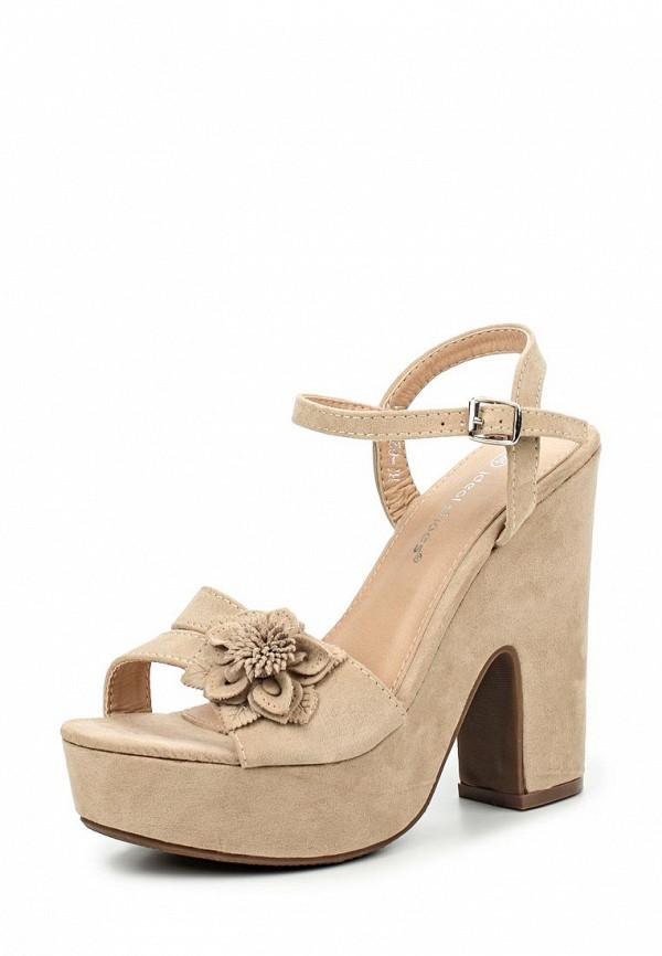 Босоножки на каблуке Ideal BL-6222