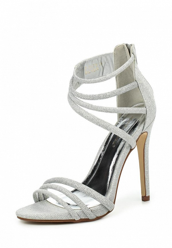 Босоножки на каблуке Ideal JZ-2374