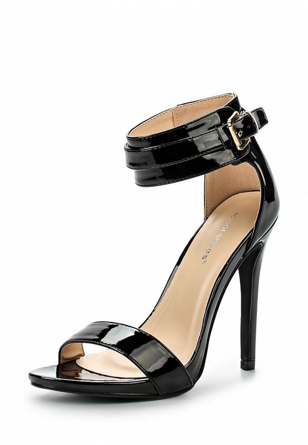 Босоножки на каблуке Ideal JZ-2491