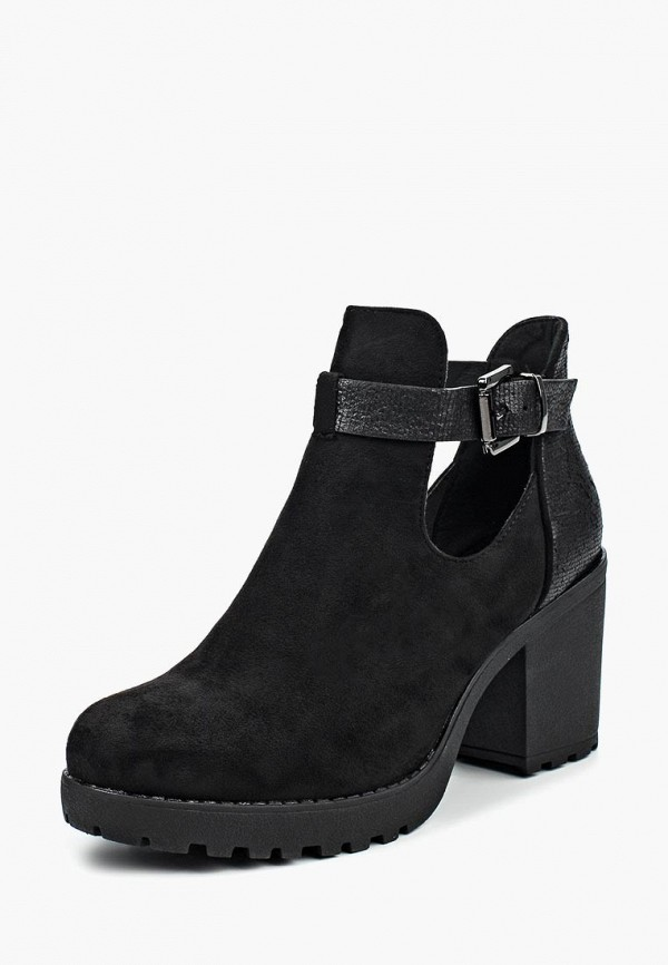 Ботильоны Ideal Shoes Ideal Shoes ID005AWPVB89 эспадрильи ideal shoes ideal shoes id005awtov57
