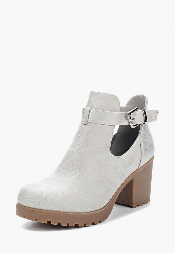 Ботильоны Ideal Shoes Ideal Shoes ID005AWPVB90