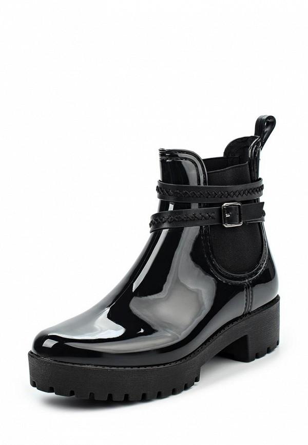 Фото Резиновые полусапоги Ideal Shoes. Купить с доставкой