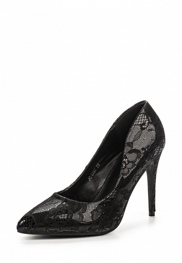 Туфли Ideal Shoes Ideal Shoes ID005AWPVC08 туфли ideal shoes ideal shoes id005awpsl59