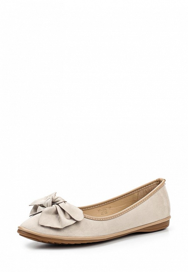 Балетки Ideal Shoes Ideal Shoes ID005AWSBE51