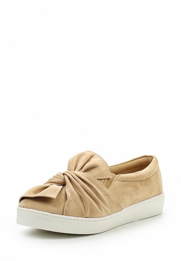 Слипоны Ideal Shoes Ideal Shoes ID005AWSBE61 босоножки ideal shoes ideal shoes id005awtjm21