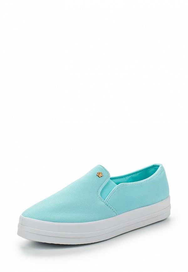 Слипоны Ideal Shoes Ideal Shoes ID005AWSBE98 босоножки ideal shoes ideal shoes id005awtjm21