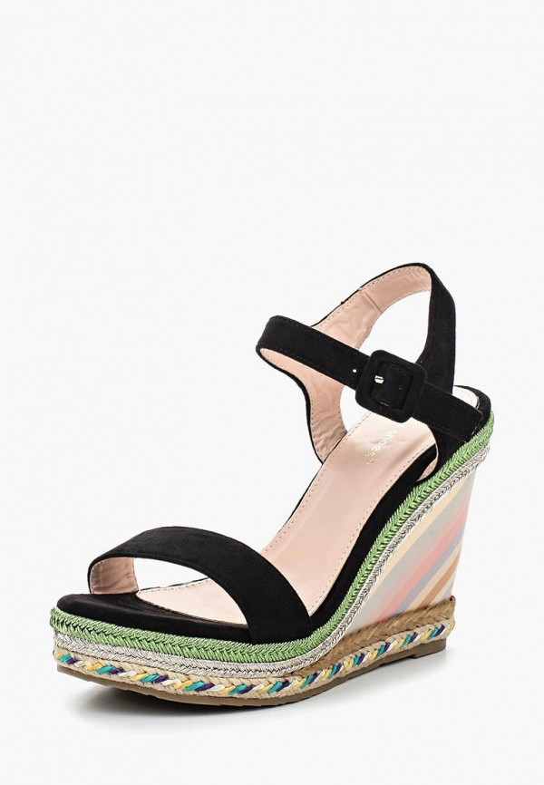 Босоножки Ideal Shoes Ideal Shoes ID005AWTJQ36 босоножки ideal shoes ideal shoes id005awies01