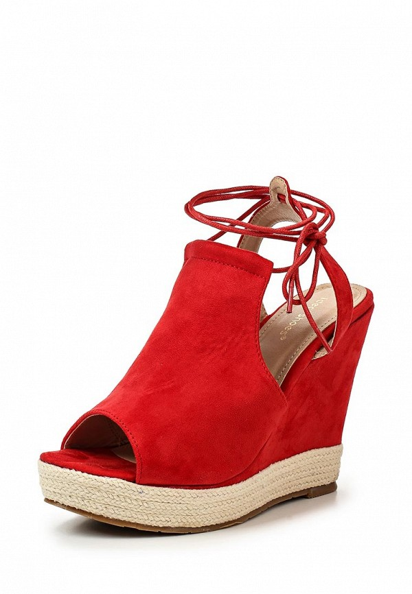 Босоножки Ideal Shoes Ideal Shoes ID005AWTJQ39 босоножки ideal shoes ideal shoes id005awtjm21