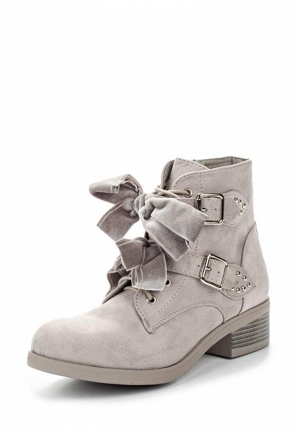 Ботинки Ideal Shoes Ideal Shoes ID005AWVUG35 босоножки ideal shoes ideal shoes id005awtjm21