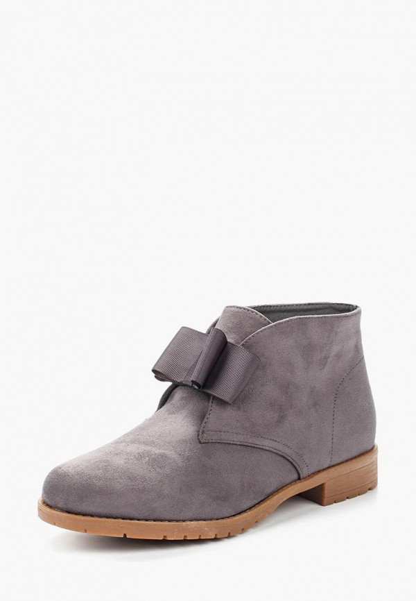 Ботинки Ideal Shoes Ideal Shoes ID005AWVUG40 эспадрильи ideal shoes ideal shoes id005awtov57