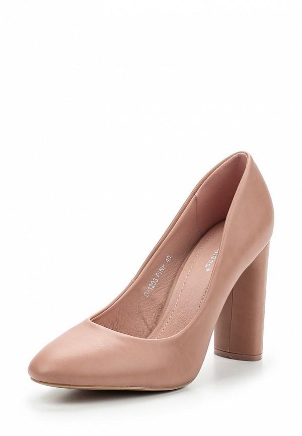Туфли Ideal Shoes Ideal Shoes ID005AWVUG45 туфли ideal shoes ideal shoes id005awioy59
