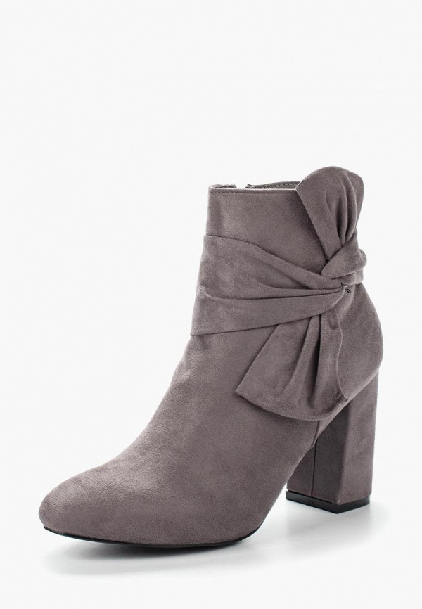 Ботильоны Ideal Shoes Ideal Shoes ID005AWVUG68 эспадрильи ideal shoes ideal shoes id005awtov57