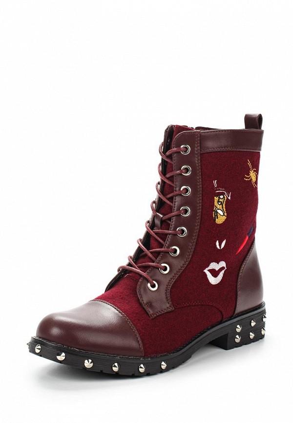 Ботинки Ideal Shoes Ideal Shoes ID005AWVUG95 ideal ideal id005awddk44