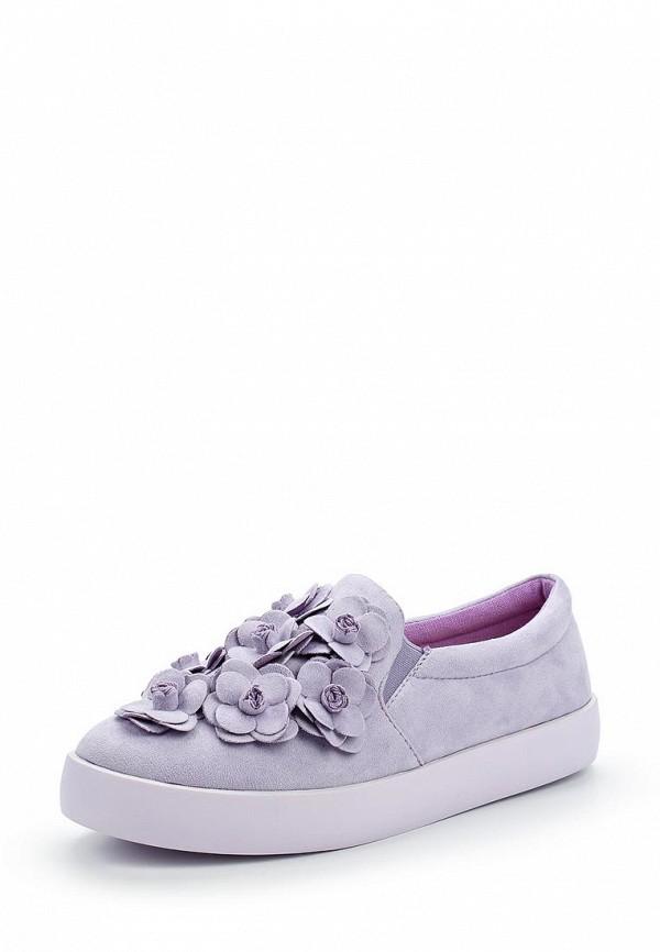 Слипоны Ideal Shoes Ideal Shoes ID007AWANMV5 босоножки ideal shoes ideal shoes id005awtjm21
