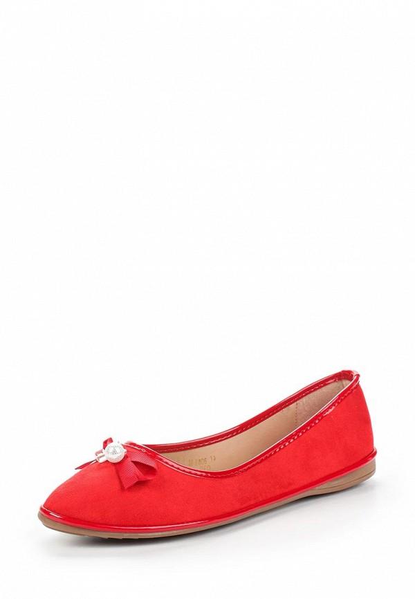 Балетки Ideal Shoes Ideal Shoes ID007AWANMY6