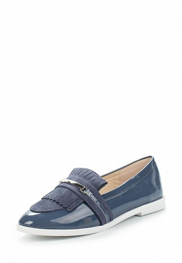 Лоферы Ideal Shoes Ideal Shoes ID007AWANNE0 лоферы ideal shoes ideal shoes id005awsbe63
