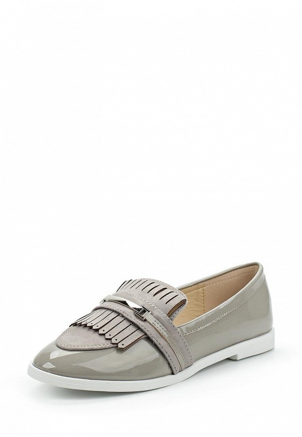 Лоферы Ideal Shoes Ideal Shoes ID007AWANNE1 лоферы ideal shoes ideal shoes id005awsbe63