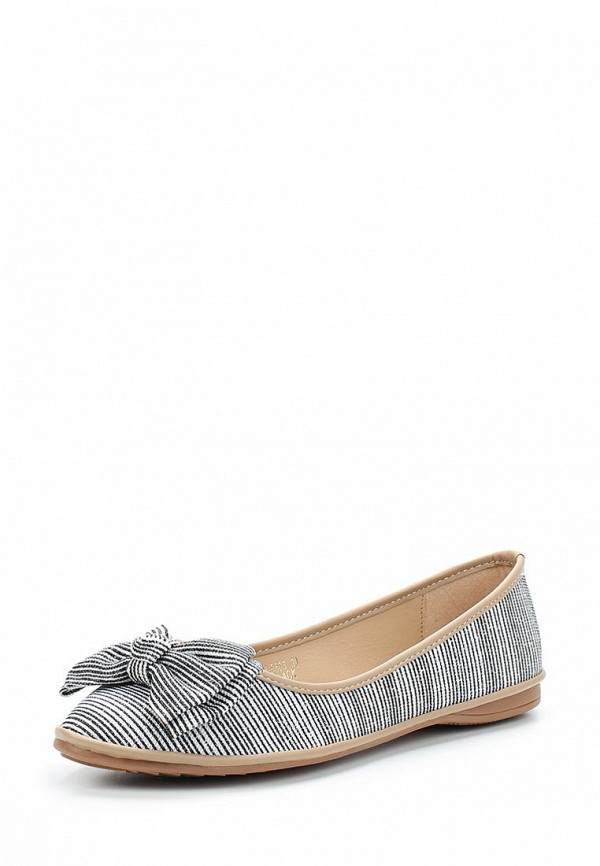 Балетки Ideal Shoes Ideal Shoes ID007AWAPMP2