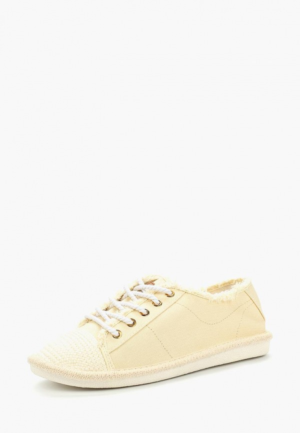 Купить Кеды Ideal Shoes, ID007AWBAQA4, бежевый, Весна-лето 2018