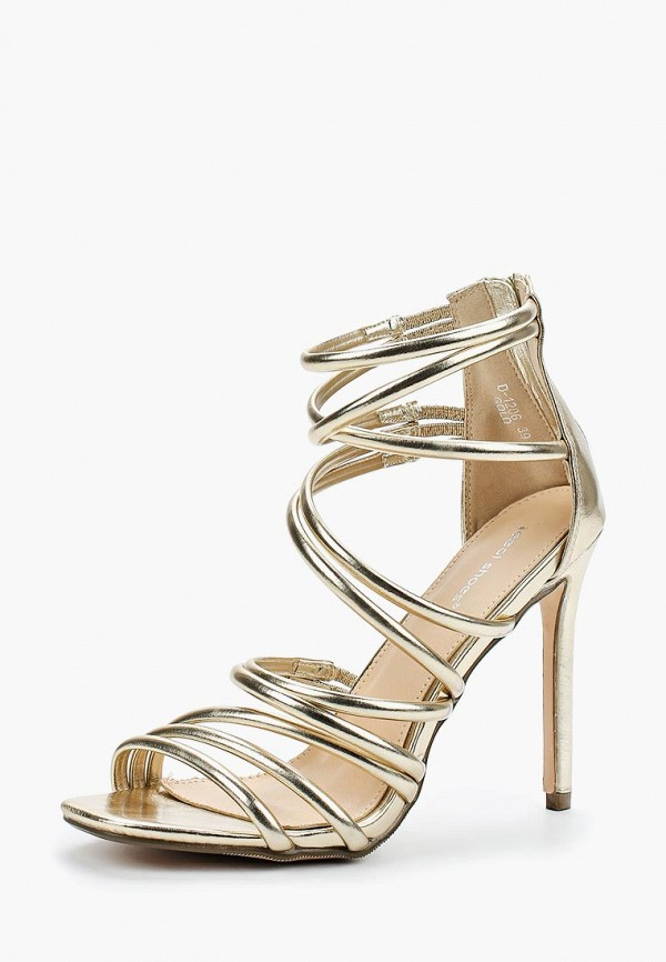 Босоножки Ideal Shoes Ideal Shoes ID007AWBERI2 босоножки ideal shoes ideal shoes id005awies01